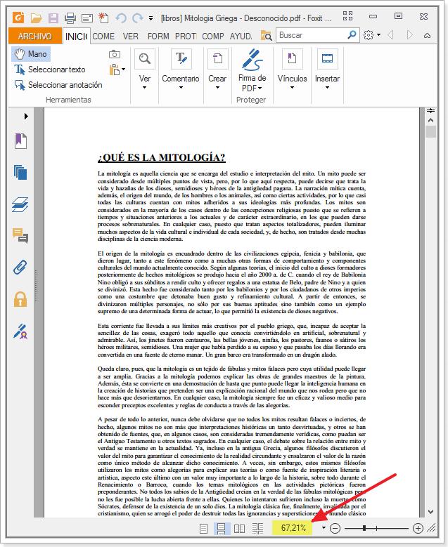 PDF en pequeño